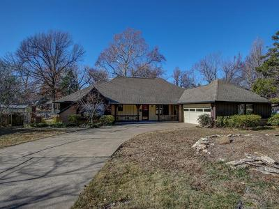 Tulsa Single Family Home For Sale: 4626 S Florence Place