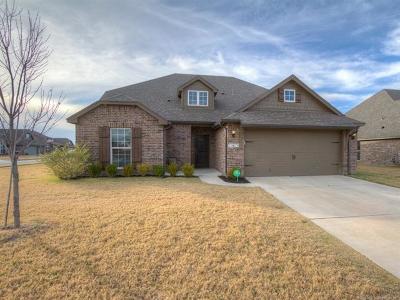 Glenpool Single Family Home For Sale: 13674 S Iroquois Avenue