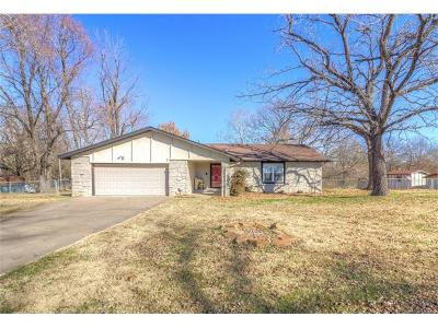 Coweta Single Family Home For Sale: 29501 E 158th Street S