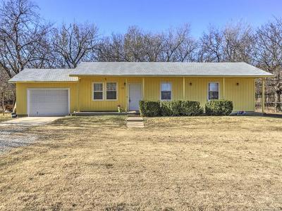 Sapulpa Single Family Home For Sale: 620 N 1st Street