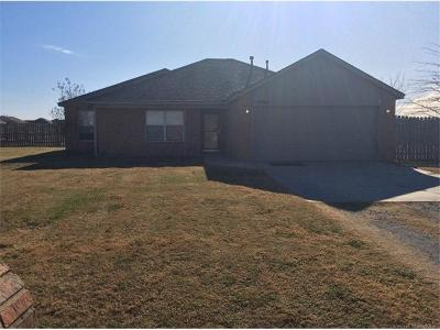 Collinsville Single Family Home For Sale: 11990 Gunsmoke Drive