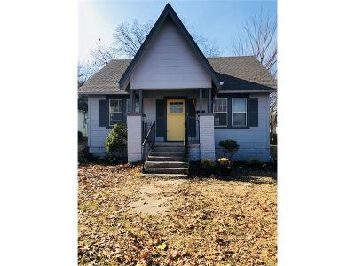 Ada Single Family Home For Sale: 1205 S Cherry Street