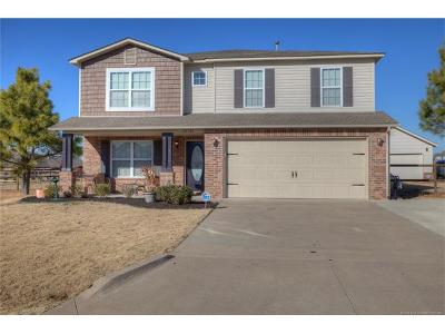 Broken Arrow Single Family Home For Sale: 26721 E 80th Place S