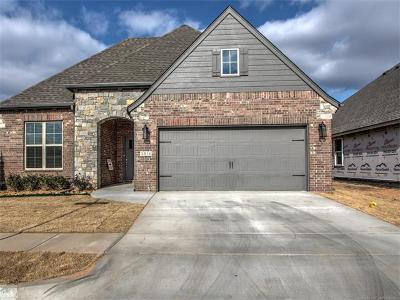 Broken Arrow Single Family Home For Sale: 3416 W Norman Place
