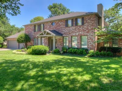Tulsa OK Single Family Home For Sale: $365,000