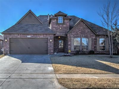 Broken Arrow Single Family Home For Sale: 20570 E 32nd Place
