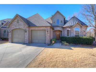 Osage County, Rogers County, Tulsa County, Wagoner County Single Family Home For Sale: 1558 S Hickory Circle