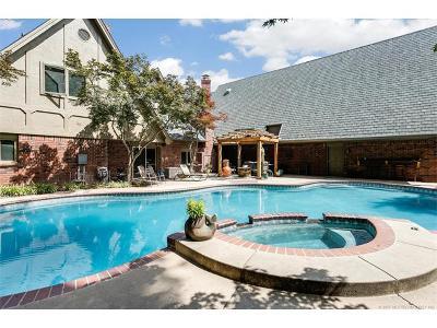 Broken Arrow, Jenks, Tulsa Single Family Home For Sale: 10626 S 70th East Avenue