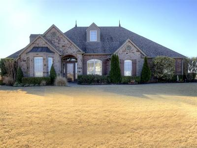 Skiatook Single Family Home For Sale: 3390 E 181st Street North