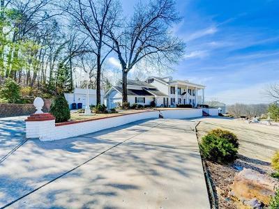 Broken Arrow, Jenks, Tulsa Single Family Home For Sale: 2850 E 72nd Street