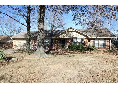 Claremore Single Family Home For Sale: 108 E 9th Street S