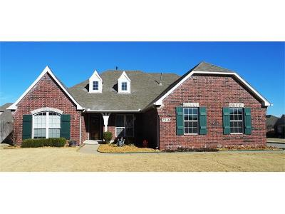 Broken Arrow Single Family Home For Sale: 7516 E Knoxville Street