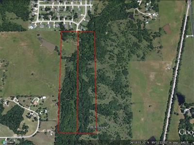 Owasso Residential Lots & Land For Sale: 10203 N 90th East Avenue