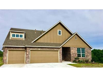 Collinsville Single Family Home For Sale: 18217 S View Point Court