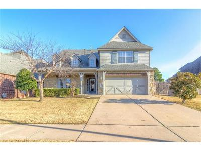 Broken Arrow Single Family Home For Sale: 813 S Butternut Avenue