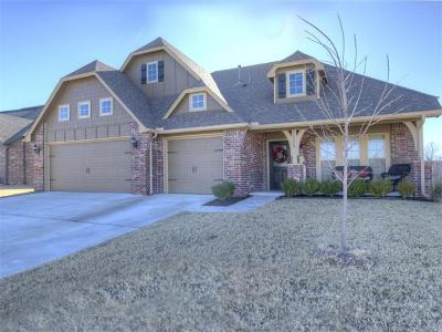 Owasso Single Family Home For Sale: 15514 E 87th Street North