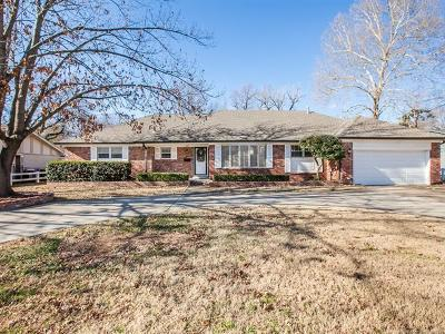 Tulsa Single Family Home For Sale: 4716 S Florence Avenue