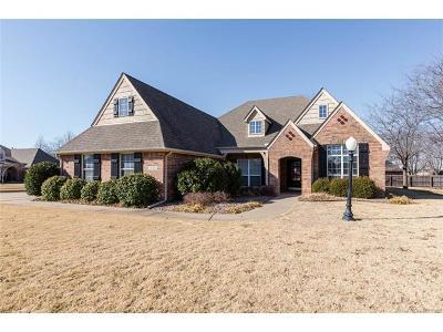 Owasso Single Family Home For Sale: 10303 E 95th Street N
