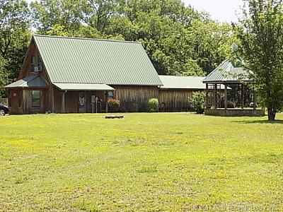 Holdenville OK Single Family Home For Sale: $158,000