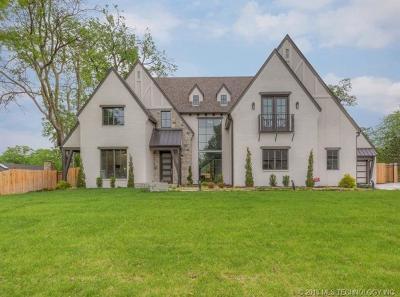 Tulsa Single Family Home For Sale: 1527 E 38th Street