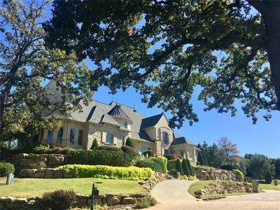 Broken Arrow, Jenks, Tulsa Single Family Home For Sale: 10807 S Oswego Avenue
