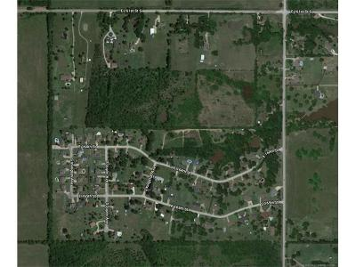 Bixby Residential Lots & Land For Sale: E 164th Street S