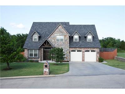 Ada Single Family Home For Sale: 1108 Magnolia Drive
