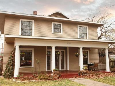 Tulsa Single Family Home For Sale: 1508 S Owasso Avenue