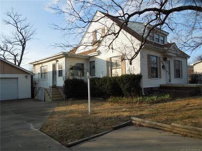 Sapulpa Single Family Home For Sale: 124 N Linden Street