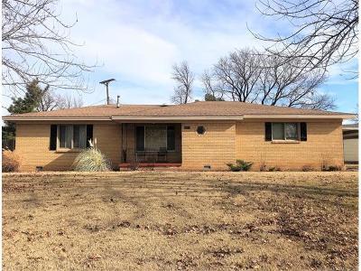 Tulsa Single Family Home For Sale: 5315 S Madison Avenue S