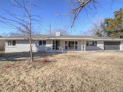 Tulsa Single Family Home For Sale: 626 N Xenophon Avenue