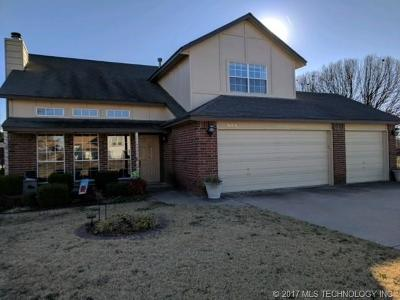 Owasso Single Family Home For Sale: 16118 E 89th Street North