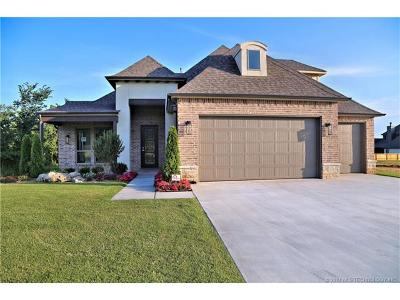 Broken Arrow OK Single Family Home For Sale: $379,000