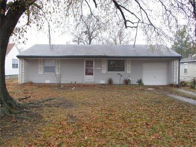 Okmulgee Single Family Home For Sale: 504 S Mission Lane