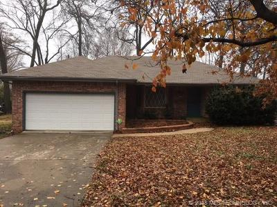 Okmulgee Single Family Home For Sale: 1223 E 7th Street