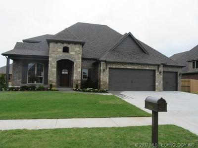 Bixby Single Family Home For Sale: 7382 E 125th Place