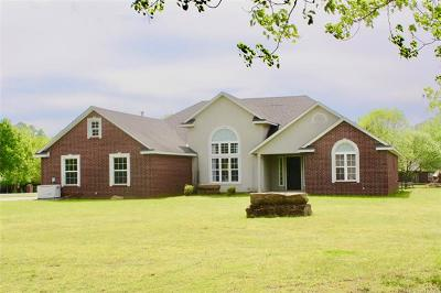 Claremore Single Family Home For Sale: 8565 E River Ranch Road