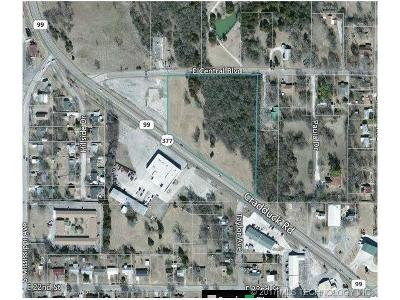 Ada OK Residential Lots & Land For Sale: $325,000