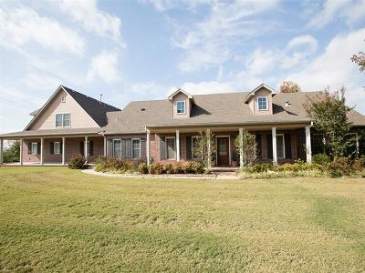 Jenks Single Family Home For Sale: 13020 S 14th Place