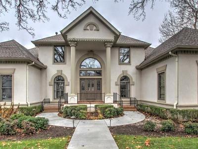 Tulsa Single Family Home For Sale: 9627 S Indianapolis Avenue