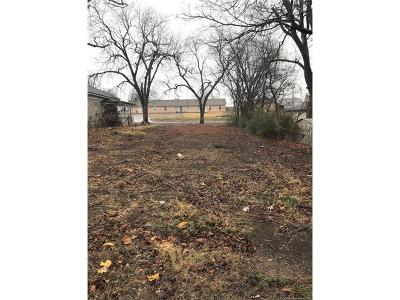 Ada Residential Lots & Land For Sale: 221 E 14th Street