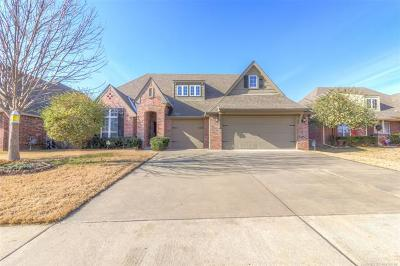 Jenks Single Family Home For Sale: 11010 S Olmsted Street