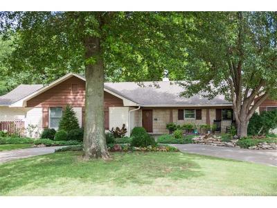 Broken Arrow Single Family Home For Sale: 6801 S 241st Avenue E
