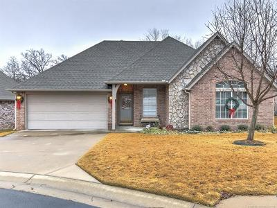 Sapulpa Single Family Home For Sale: 409 Foxwood Court