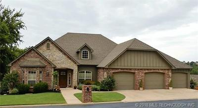 Tulsa Single Family Home For Sale: 7632 S Kingston Place