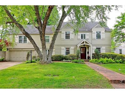 Tulsa Single Family Home For Sale: 1254 E 30th Place