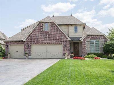 Tulsa Single Family Home For Sale: 7851 S Houston Court