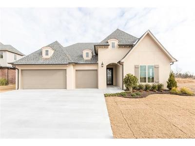 Jenks Single Family Home For Sale: 13015 S 5th Place