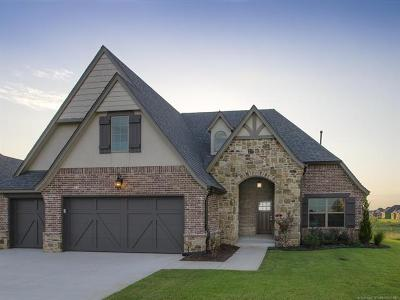 Jenks Single Family Home For Sale: 12922 S 2nd Street