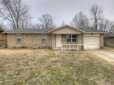 Claremore Single Family Home For Sale: 720 S Chickasaw Avenue